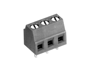 001381SM Euro style LMI solid mold connector