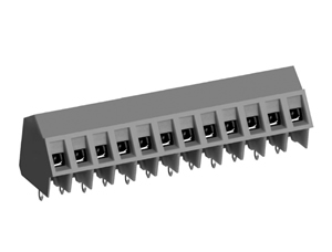 001545SM INDUSTRY STANDARD SOLID MOLD CONNECTOR