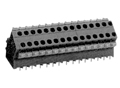 LMI 001763 INDUSTRY STANDARD SNAP ON MODULES CONNECTOR