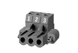 LMI 00250L INDUSTRY STANDARD PLUGGABLE TERMINAL BLOCKS WITH LOCKING FLANGES