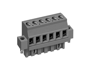 LMI 002584 INDUSTRY STANDARD PLUGGABLE TERMINAL BLOCKS WITH LOCKING FLANGES