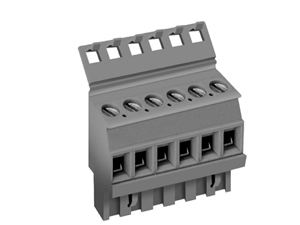 LMI 002585 INDUSTRY STANDARD PLUGGABLE TERMINAL BLOCKS WITH SCREW COVER