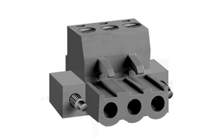 LMI 00258L INDUSTRY STANDARD PLUGGABLE TERMINAL BLOCKS WITH LOCKING FLANGES