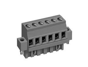 LMI 0025L INDUSTRY STANDARD PLUGGABLE TERMINAL BLOCKS WITH LOCKING FLANGES