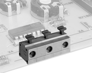 LMI 04110S INDUSTRY STANDARD HORIZONTAL/SNAP ON MODULES CONNECTOR