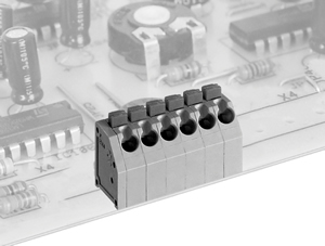 LMI 041352 HIGH DENSITY/ LOW PROFILE SNAP ON MODULES CONNECTOR