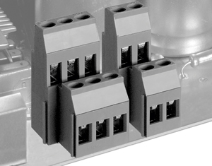 04151DL INDUSTRY STANDARD INTERLOCKING DOVE TAIL CONNECTOR