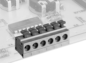 LMI 04158 INDUSTRY STANDARD HORIZONTAL/SNAP ON MODULES