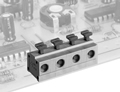 LMI 0417S INDUSTRY STANDARD HORIZONTAL/SNAP ON MODULES CONNECTOR