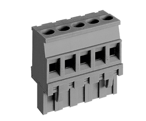 LMI 042102 INDUSTRY STANDARD PLUGGABLE TERMINAL BLOCKS