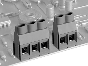 04635 INDUSTRY STANDARD INTERLOCKING DOVE TAIL CONNECTOR