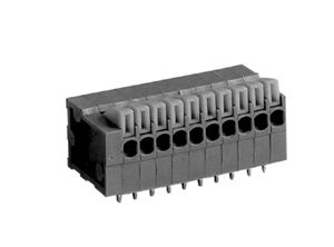 LMI 261254RA HIGH DENSITY/ LOW PROFILE HORIZONTAL/SNAP ON MODULES CONNECTOR