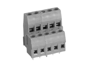 26150DL INDUSTRY STANDARD INTERLOCKING DOVE TAIL CONNECTOR