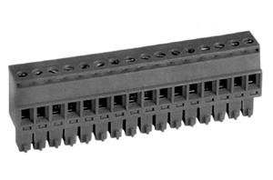 LMI  26235R HIGH DENSITY/ LOW PROFILE PLUGGABLE TERMINAL BLOCKS