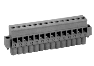LMI 262582 INDUSTRY STANDARD PLUGGABLE TERMINAL BLOCKS WITH LOCKING FLANGES