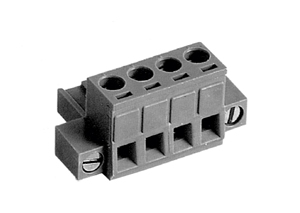 LMI 2625L INDUSTRY STANDARD PLUGGABLE TERMINAL BLOCKS WITH LOCKING FLANGES