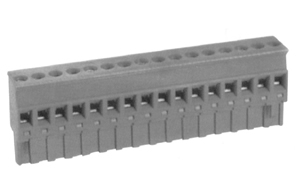 LMI 26522 INDUSTRY STANDARD PLUGGABLE TERMINAL BLOCKS