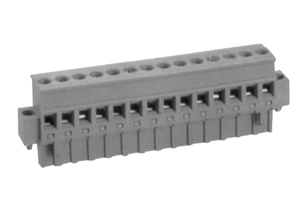 LMI 26523 INDUSTRY STANDARD PLUGGABLE TERMINAL BLOCKS WITH LOCKING FLANGES