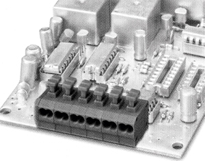 LMI 97244RA INDUSTRY STANDARD HORIZONTAL/SNAP ON MODULES CONNECTOR